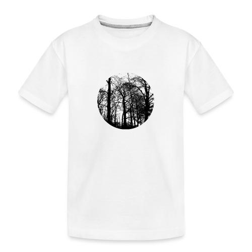 fagus sylvatica - Teenager Premium Organic T-Shirt