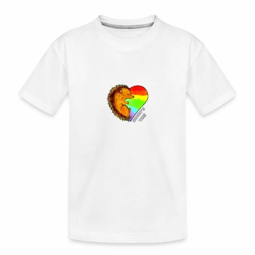 RICCIO'S TIME - Maglietta ecologica premium per ragazzi