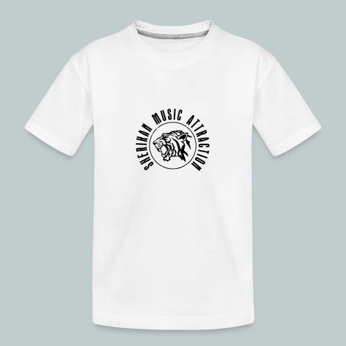 Sherikan Logo - Ekologisk premium-T-shirt tonåring
