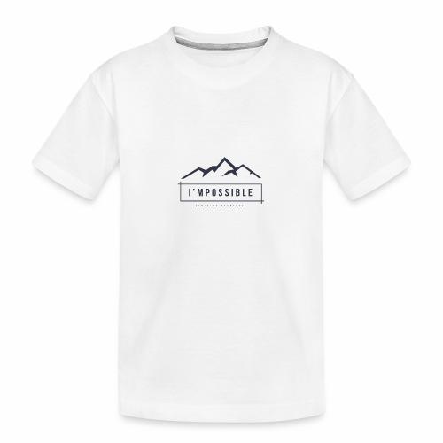 Impossible - Teenager Premium Organic T-Shirt