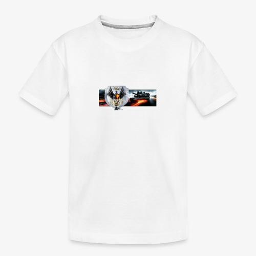 outkastbanner png - Teenager Premium Organic T-Shirt
