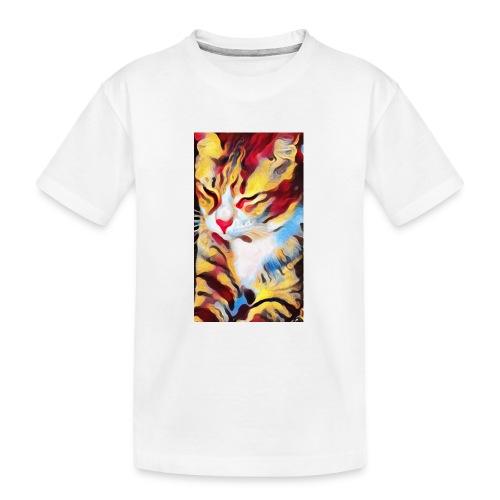 Streetcat Honey - Teenager Premium Bio T-Shirt