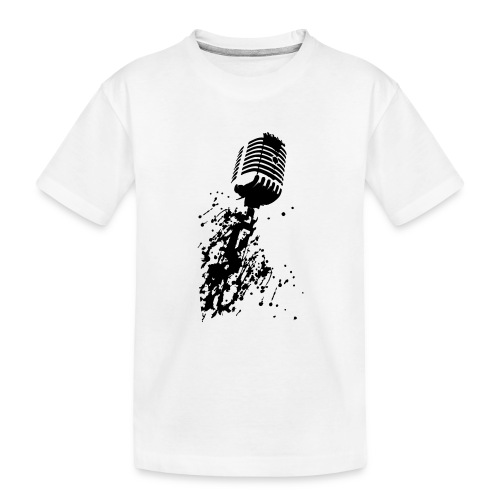 dirtymic - Teenager premium biologisch T-shirt