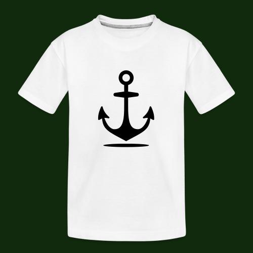 Anker - Teenager Premium Bio T-Shirt