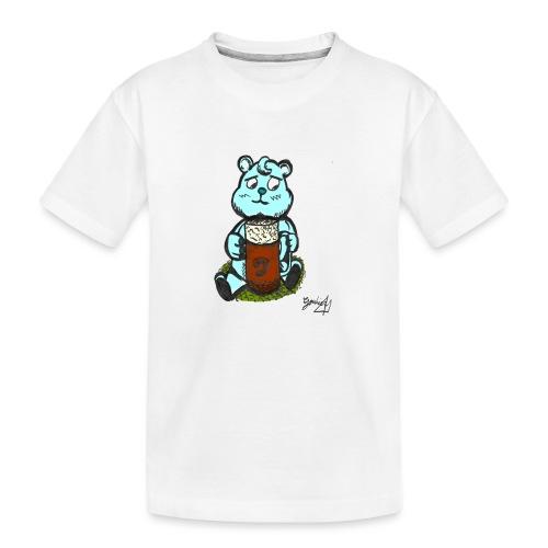 Ours Triste AngelerasCorp - T-shirt bio Premium Ado
