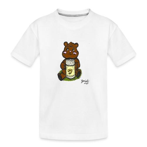 Ours Simple - T-shirt bio Premium Ado