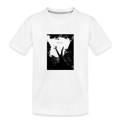 Scarry / Creepy - Teenager Premium Organic T-Shirt