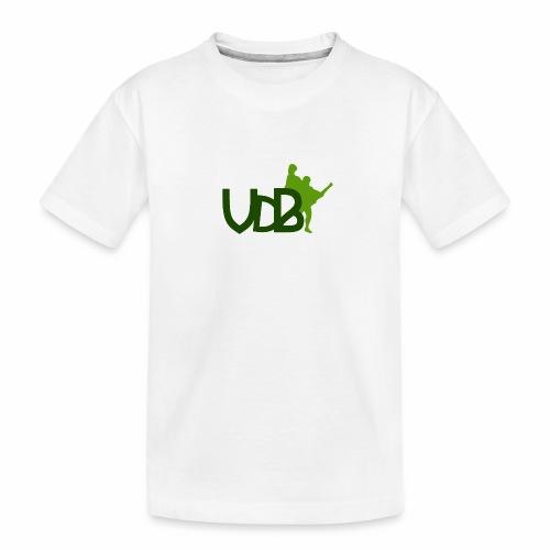 VdB green - Maglietta ecologica premium per ragazzi