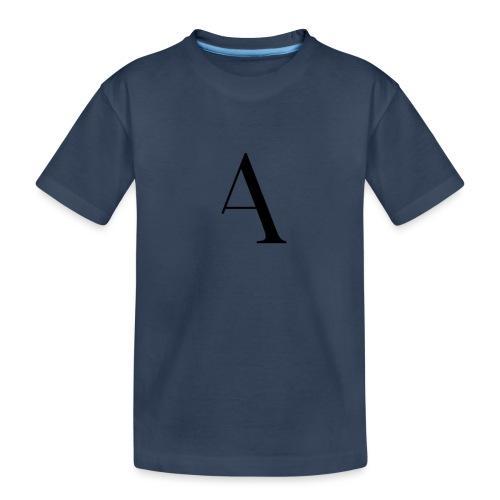 A Style - Maglietta ecologica premium per ragazzi