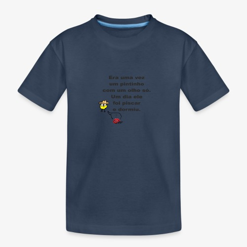 Era uma vez... - Teenager Premium Organic T-Shirt
