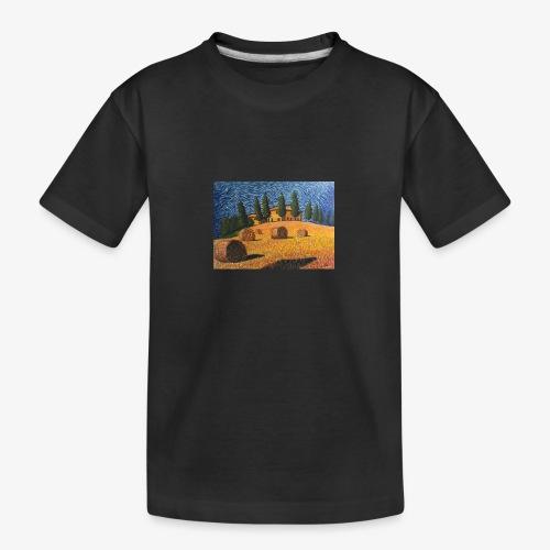 tuscany - Teenager Premium Organic T-Shirt