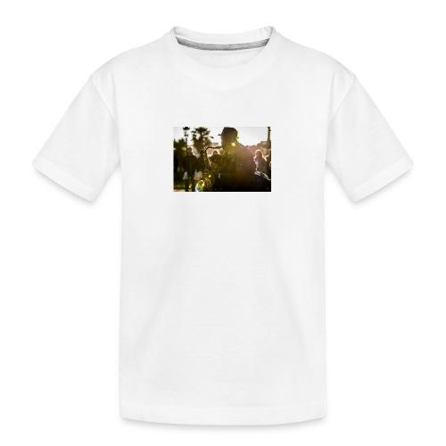Shaka saxo - T-shirt bio Premium Ado