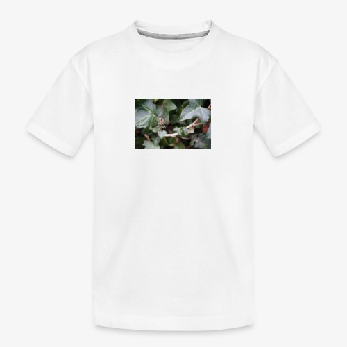 Incy Wincy Spider - Teenager Premium Organic T-Shirt