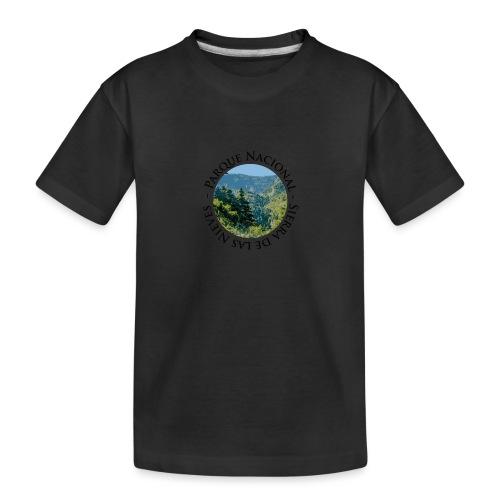 Parque Nacional Sierra de las Nieves - Camiseta orgánica premium adolescente