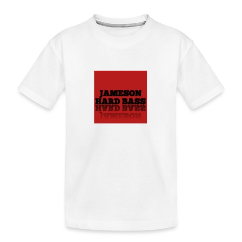 JAMESON HARD BASS - Ekologiczna koszulka młodzieżowa Premium