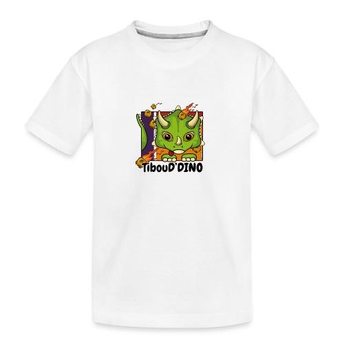 TibouD'DINO - T-shirt bio Premium Ado