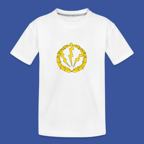 RLC Logo - Ekologisk premium-T-shirt tonåring