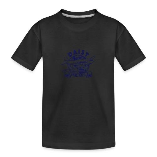 Daisy Globetrotter 1 - Ekologisk premium-T-shirt tonåring