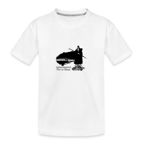 Legend_-_Newgrange3 - Teenager Premium Organic T-Shirt