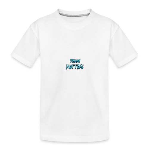 Team futties design - Teenager Premium Organic T-Shirt