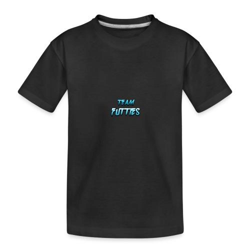 Team futties design - Teenager Premium Organic T-Shirt