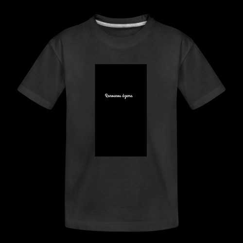 Body design Ranounou dezma - T-shirt bio Premium Ado