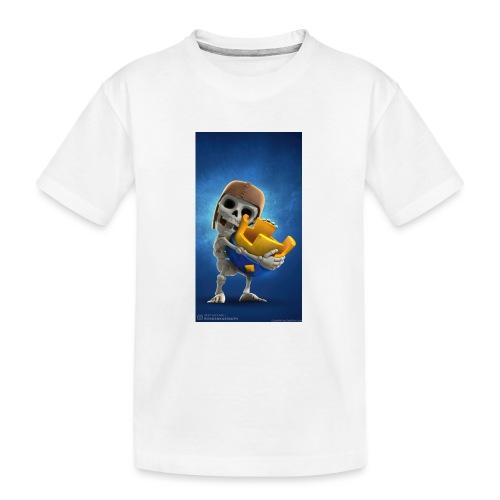 TheClashGamer t-shirt - Teenager Premium Bio T-Shirt
