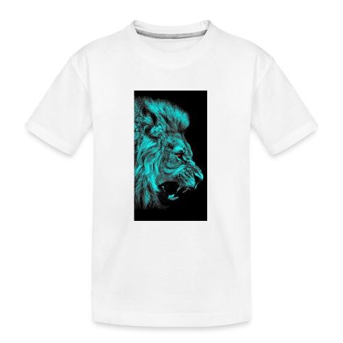 kalte Wut - Teenager Premium Bio T-Shirt