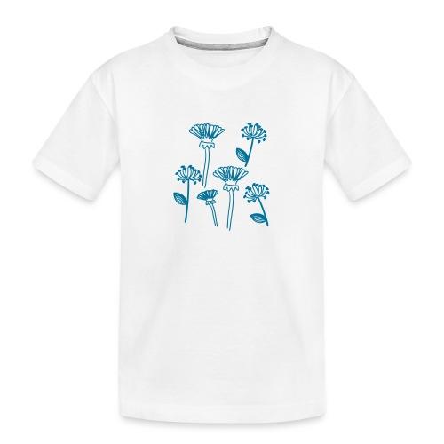 Blume - Teenager Premium Bio T-Shirt