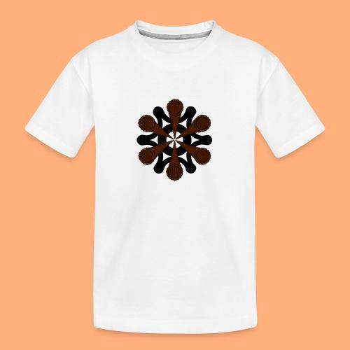 vortex - T-shirt bio Premium Ado