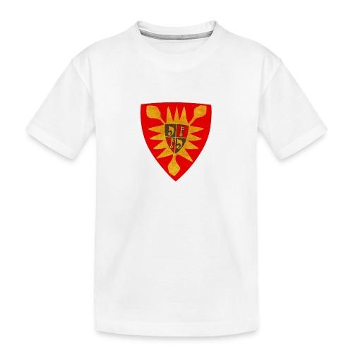 Exten Wappen Tasse - Teenager Premium Bio T-Shirt