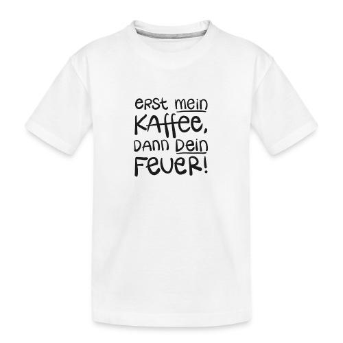 Tassentext - Teenager Premium Bio T-Shirt