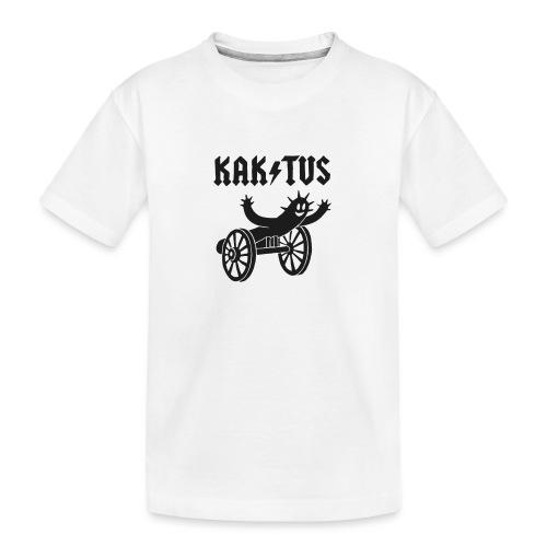 Kaktus Rock - Teenager Premium Bio T-Shirt