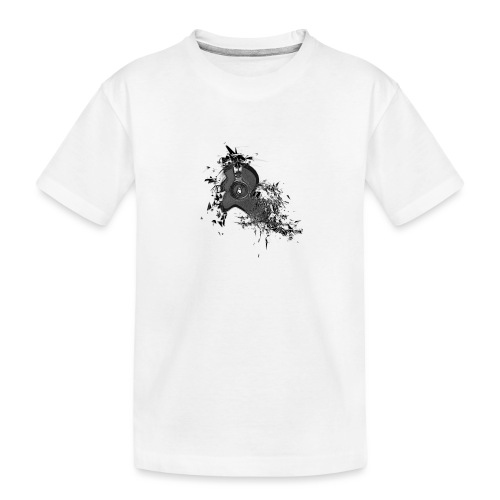 Music Head - Teenager Premium Bio T-Shirt