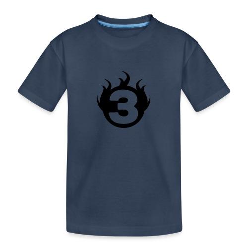 shoulder logoc - T-shirt bio Premium Ado