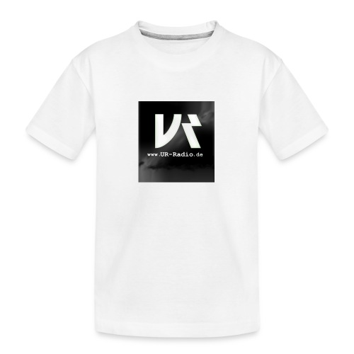 logo spreadshirt - Teenager Premium Bio T-Shirt