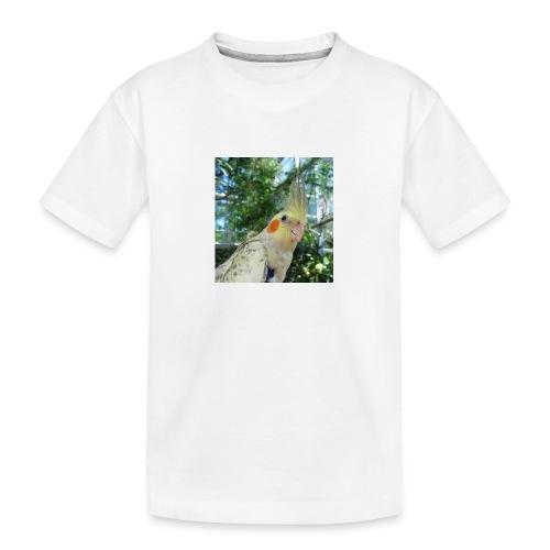 ninjanen - Teinien premium luomu-t-paita