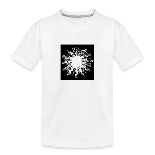 sun1 png - Teenager Premium Organic T-Shirt