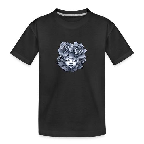Flower Head - T-shirt bio Premium Ado