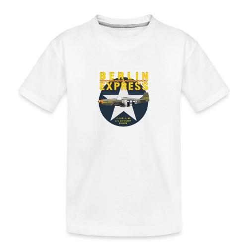 P-51B Berlin Express - T-shirt bio Premium Ado
