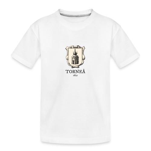 Torneå 1621 - Teinien premium luomu-t-paita