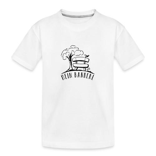 Mein Bankerl - Teenager Premium Bio T-Shirt