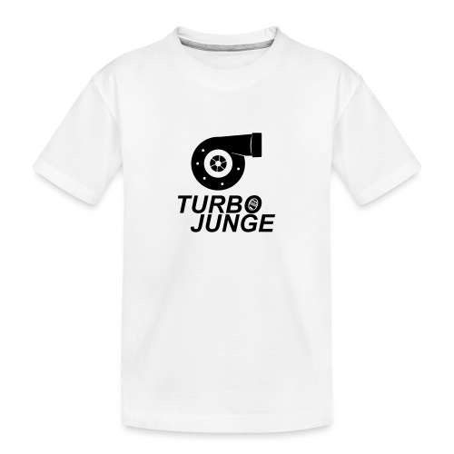 Turbojunge! - Teenager Premium Bio T-Shirt