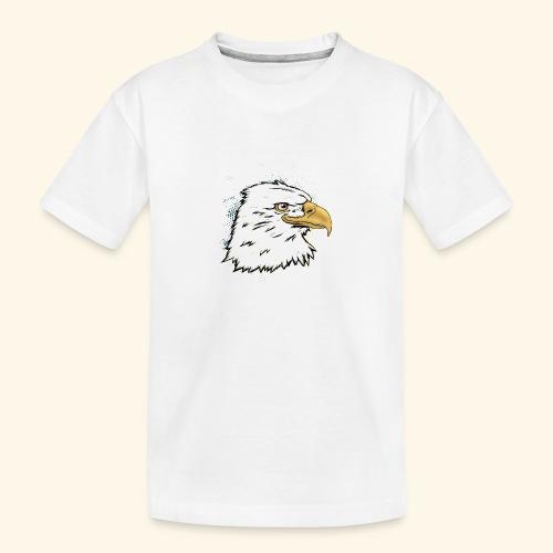Aguila Emperador Kutuxa - Camiseta orgánica premium adolescente