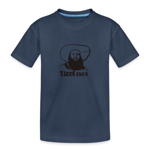 Andreas Hofer Silber1 - Teenager Premium Bio T-Shirt