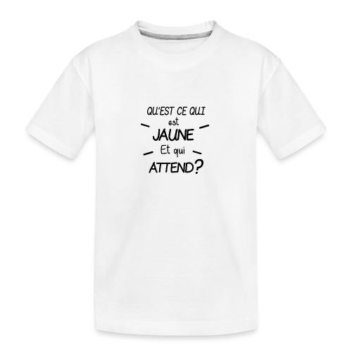 Edition Limitée Jonathan - T-shirt bio Premium Ado