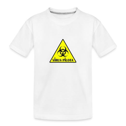 viruspelote png - T-shirt bio Premium Ado
