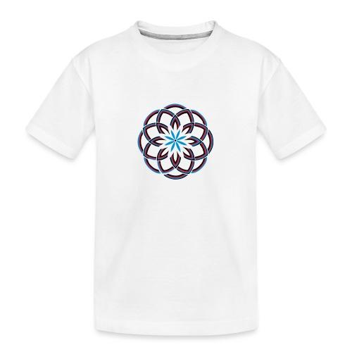Spirograph 1 - Teenager Premium Bio T-Shirt