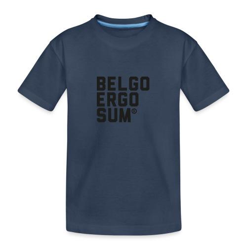 Belgo Ergo Sum - Teenager Premium Organic T-Shirt
