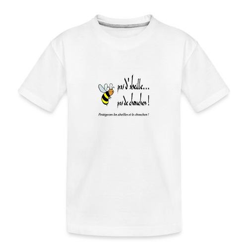 Pas d'abeille, pas de chouchen - T-shirt bio Premium Ado